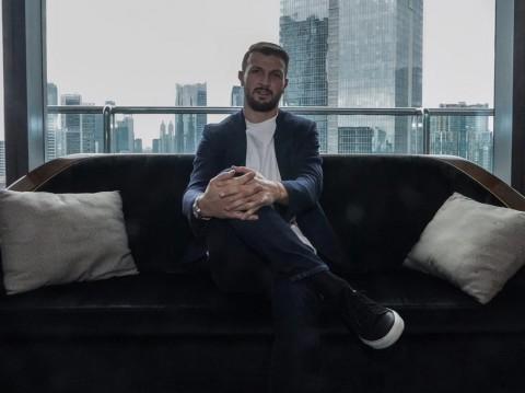Marco Motta Berambisi Langsung Bawa Persija Juara Liga