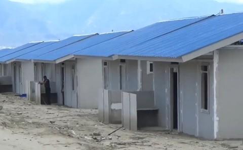 Risba, Rumah Tahan Gempa untuk Korban Bencana