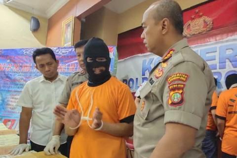 PNS Karawang Petinggi King of The King Ditangkap