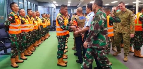 Tiba di Australia, Pasukan TNI Bantu Padamkan Kebakaran Hutan