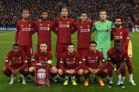 Liverpool Hanya Butuh Enam Kemenangan untuk Kunci Trofi Liga Inggris