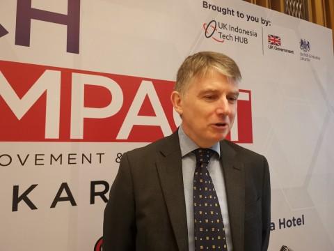 Kedutaan Inggris Gelar UK-Indonesia Tech Hub