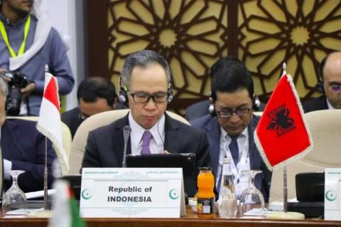Indonesia Desak OKI Berkomitmen Penuh untuk Palestina