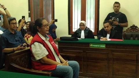 Mak Susi Divonis 7 Bulan Penjara