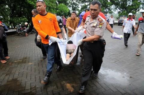 Polisi Olah TKP Kasus Kematian Akseyna