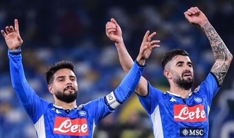 Bungkam Sampdoria, Napoli Kembali ke 10 Besar