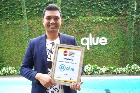 Qlue Raih Penghargaan ASEAN Best IoT Startup