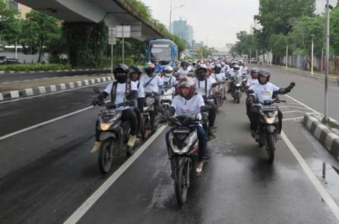Pecinta Honda Kumpul Bareng di Honda BeAT Day 2020