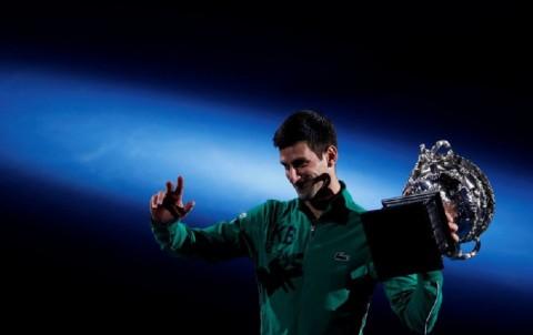 Novak Djokovic kembali Jadi Petenis Nomor 1 Dunia