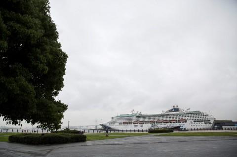 Jepang Karantina 3.500 Penumpang Kapal Terkait Korona