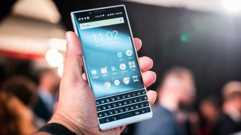 TCL Setop Produksi BlackBerry, Siapa Penggantinya?