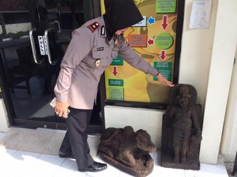 Balai Pelestarian Yogyakarta Akan Ekskavasi Lokasi Temuan Arca