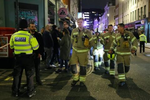 Bom Era Perang Dunia Ditemukan, Distrik di London Dievakuasi