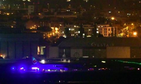 Mesin Rusak, Pesawat Air Canada Mendarat Darurat di Madrid