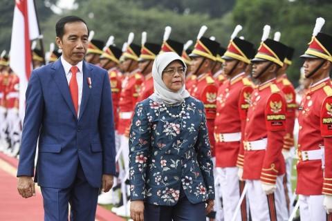 Indonesia-Singapura Sepakati Perjanjian Pajak hingga Pendidikan