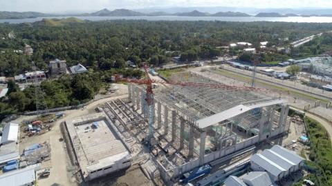 Arena Aquatic PON 2020 Senilai Rp401 Miliar