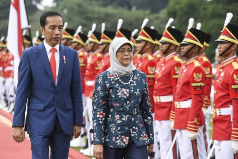 Indonesia-Singapore Agree to Several Agreements