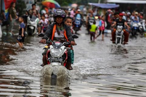 Pemkot Tangerang Gandeng BPPT Atasi Banjir Periuk