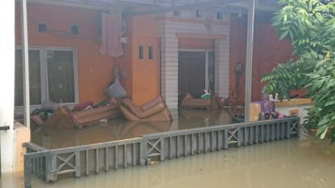 Banjir 4 Hari Merendam Periuk