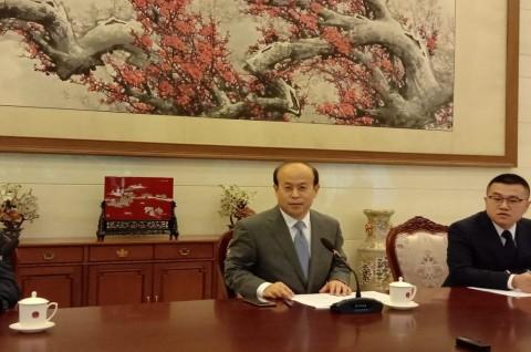 Tiongkok Ucapkan Terima Kasih Atas Bantuan Indonesia
