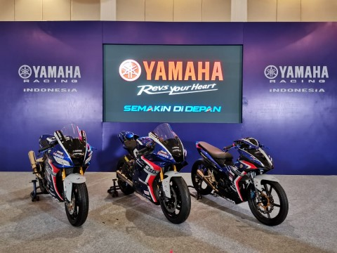 Yamaha Masih Lakukan Pembibitan Berjenjang Pembalap Indonesia
