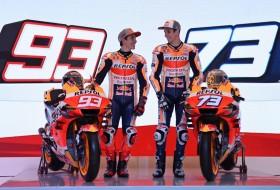 Repsol Honda Kenalkan Duo Marquez di Jakarta