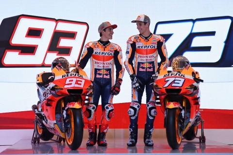 Repsol Honda Perkenalkan Marquez Bersaudara di Jakarta