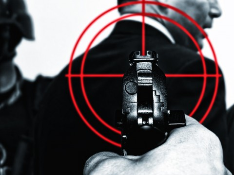 Polisi Tembak Mati Perampok Bersenpi di Jelambar
