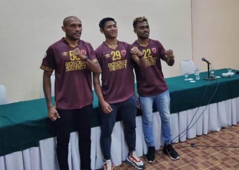 Sambut AFC Cup, PSM Tambah Dua Pemain Anyar