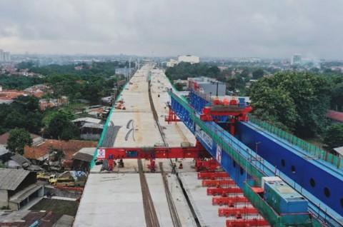 Jasa Marga Kebut Pembangunan Jalan Tol BORR
