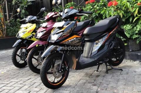 Penjualan Motor Suzuki, Masih Ditopang Nex II dan Satria F150