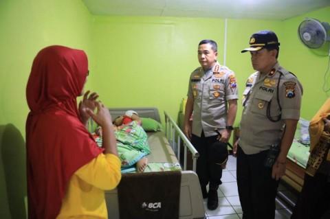 Jari Tangan Siswa Diduga Korban Perundungan Diamputasi