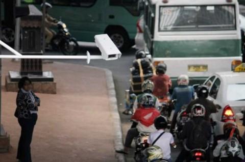 Tilang Elektronik Didominasi Pelanggaran di Jalur Transjakarta