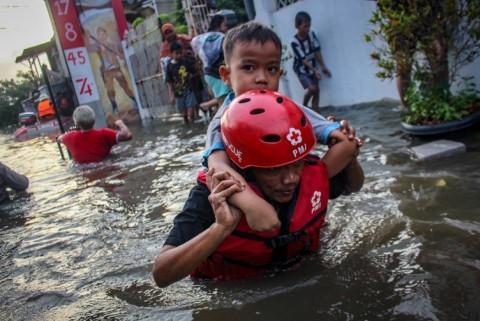 Pemkot Tangerang Ajak Warga Bantu Korban Banjir