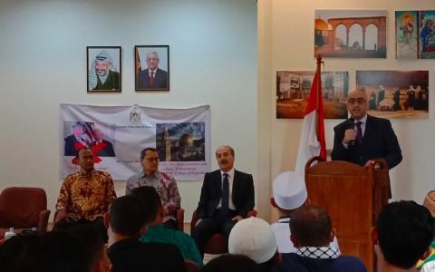 Palestina Sebut Arab Saudi Tetap Dukung Kemerdekaan Mereka