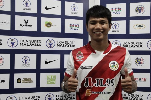 Resmi, Achmad Jufriyanto Gabung Bhayangkara FC