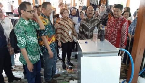 Inovasi UGM, Ubah Limbah Batik Jadi Air Bening