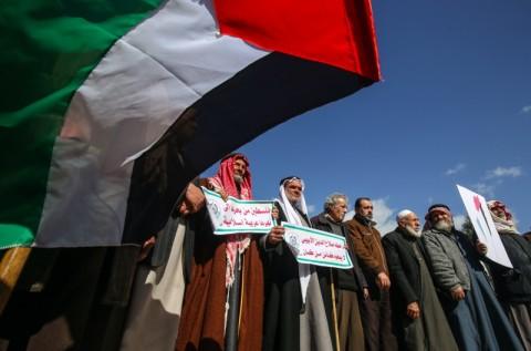 Perdamaian Jadi Alasan Palestina Tolak Proposal AS