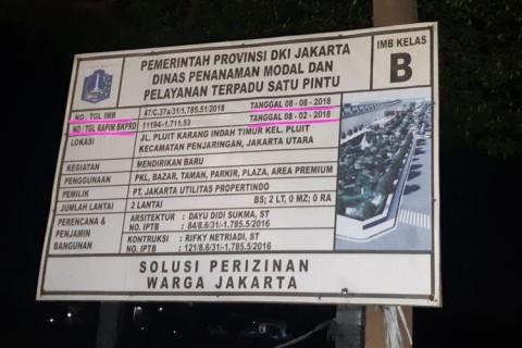 Anies Diminta Tak 'Buang Badan' Soal Sentra Kuliner