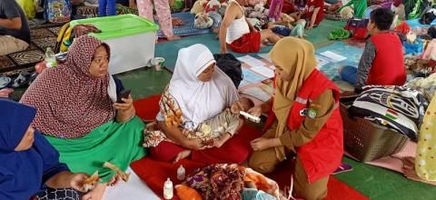Posko Kesehatan Mobile Disiagakan di Periuk Tangerang