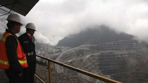 Peralihan Tambang Freeport Buat Ekonomi Papua Minus