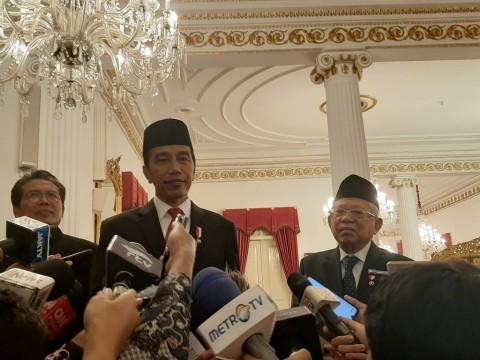 Jokowi Tolak Eks ISIS ke Indonesia