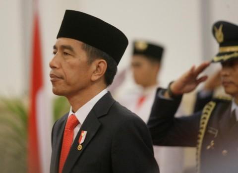Jokowi Bersyukur Ekonomi RI 2019 Tumbuh 5,02%