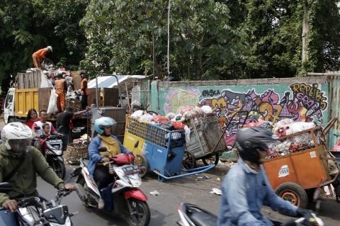 Wajah Pembuang Sampah Sembarangan di Depok Dipajang