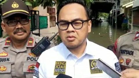 Pemkot Tangerang Diminta Tambah Mesin Pompa Air