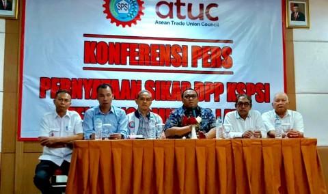 Tolak Omnibus Law, Serikat Buruh Bakal Geruduk DPR