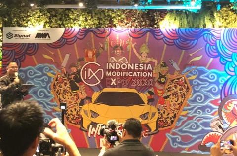 Indonesia Modification Expo 2020, Pindah Tempat