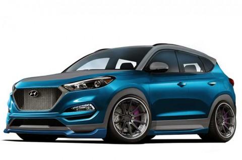 Inspirasi Gaya Modif Hyundai Tucson Bergaya Sport dan Adventure