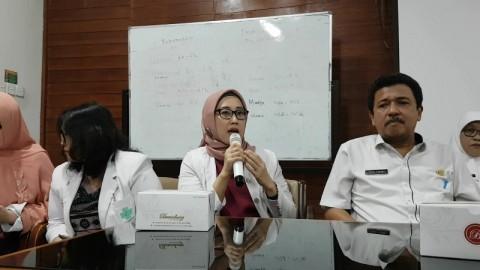 Warga Hubei Sakit Sebelum Masuk Indonesia