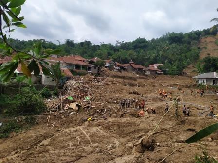 Kabupaten Bogor Merugi Rp1,5 Triliun Akibat Bencana